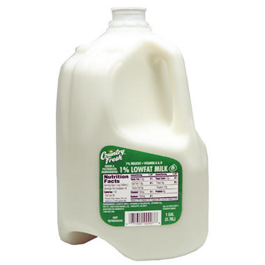 Member's Mark 1% Milk - 1 gal.