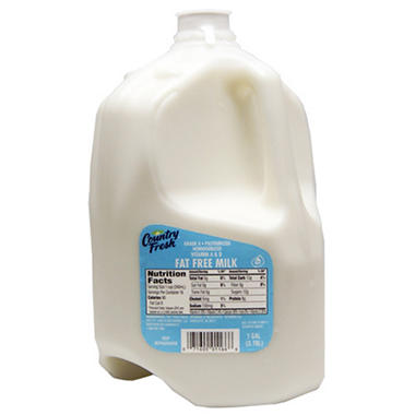 Member's Mark Skim Milk - 1 gal.