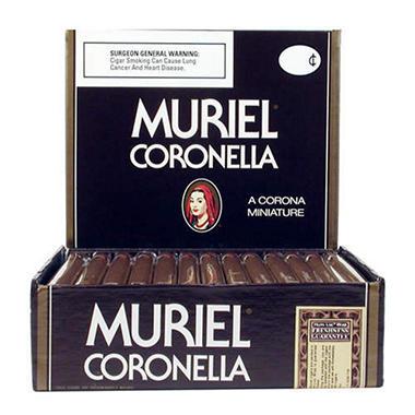 Muriel Coronella Cigars - 50 ct.