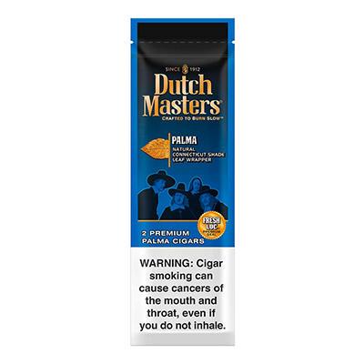 Dutch Masters Palma Cigarillos - 60 ct.