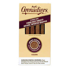 Antonio y Cleopatra Grenadiers Dark Cigars - 30 ct.