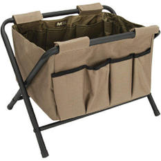 "Art Bin Table-Top Caddy - 17""x17""x1.875"" Khaki"