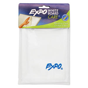 EXPO Cleaning Cloth, White