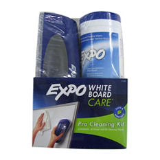 Expo Pro White Board Cleaning Pack - 50 Wipes