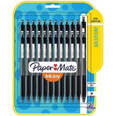 Paper Mate InkJoy 300RT Ballpoint Pen 1mm, 24pk., Select Color