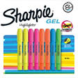 Sharpie Gel Highlighters,  8 COUNT