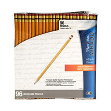 Paper Mate Mirado Woodcase Pencils, HB #2, Yellow Barrel, 96ct.