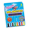 Mr. Sketch - Scented Watercolor Markers, 8 Colors - 8 per Pack