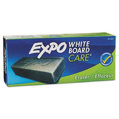 Expo - Dry Erase Eraser - Soft Pile - 5 1/8w x 1 1/4h