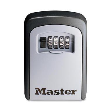 Master Lock Set-Your-Own Combination Lock Box