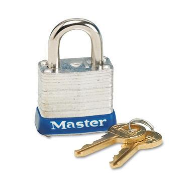 "2"" Wide Pin Tumbler Lock w/4 Pins"