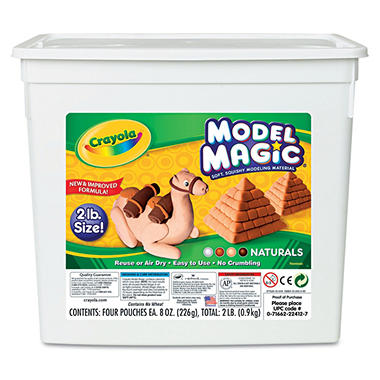 Crayola� Model Magic Naturals