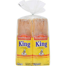 Stroehmann® King Enriched White Bread - 22 oz. - 2 ct.