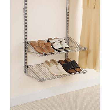 Rubbermaid® Shoe Shelves - 6 pks.