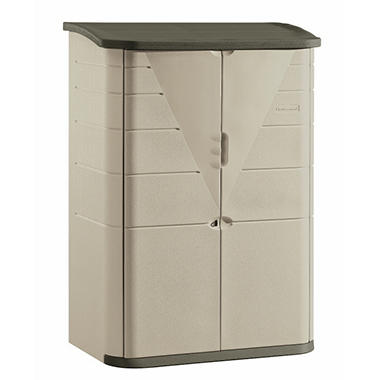 52 cu. ft. Rubbermaid® Large Vertical Shed