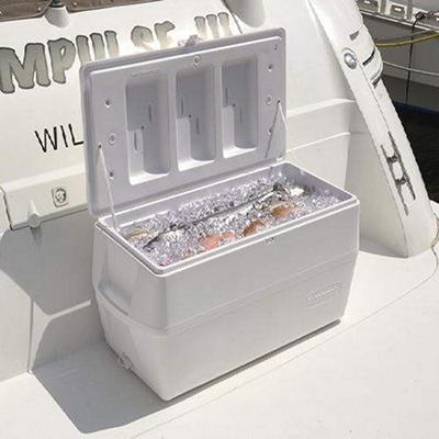 Rubbermaid Marine Cooler - 150 qt.