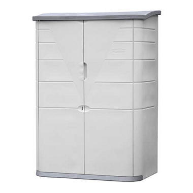 Rubbermaid® Large Vertical Storage Shed