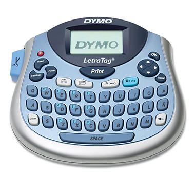 Dymo LetraTag - LT-100T Plus Personal Label Maker - Kit