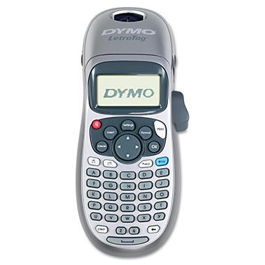 DYMO LetraTag - LT-100H Plus Personal Label Maker - Kit