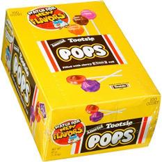 Tootsie Pops Assorted (100 ct.)