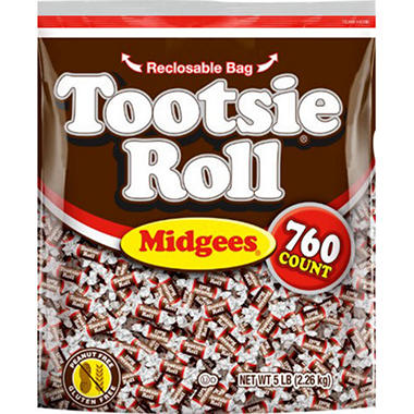 Tootsie Roll Midgees - 760 ct.