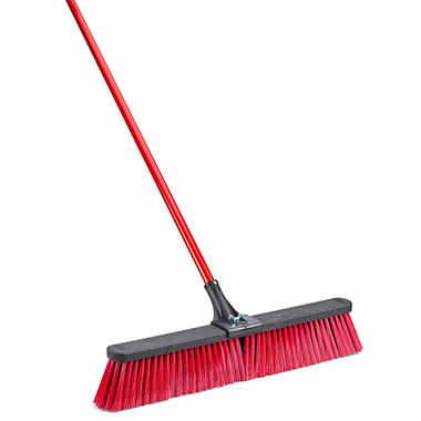 Libman� 24 inch Multi-Surface Push Broom