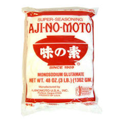 Aji-No-Moto (3 lb. bag)