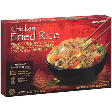 Ajinomoto® Chicken Fried Rice - 48 oz.