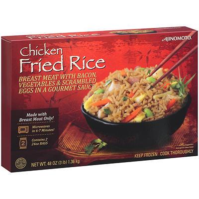 Ajinomoto Chicken Fried Rice - 48 oz.