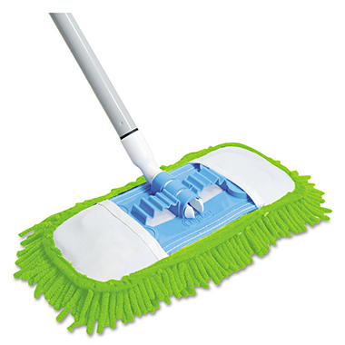 Quickie - Microfiber Dust Mop, 48