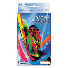 Alliance® Brites® Pic Pac Rubber Bands