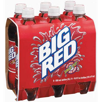 Big Red (16.9 oz. bottles, 24 pk.)