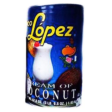 Coco Lopez Cream of Coconut - 57 oz.