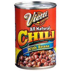 Vietti Chili with Beans - 6/15oz