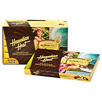Hawaiian Host AlohaMacs Milk Chocolate Macadamia Nuts (7 oz. box, 6 ct.)