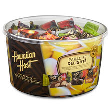 Hawaiian Host Chocolate Macadamia Assortment, Paradise Delights (47 oz.)