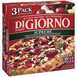 DiGiorno® Rising Crust Supreme Pizza - 32.7 oz. - 3 ct.