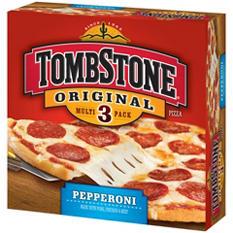 Tombstone Pepperoni Pizza Packs (61.8 oz., 3 pk.)