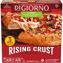 Digiorno Rising Crust Supreme Pizza (31.5 oz., 3 ct.)