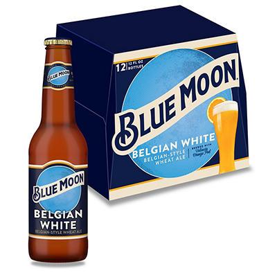 Blue Moon 12 / 12 oz. Bottles