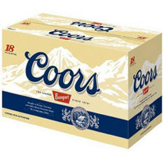 Coors Banquet Beer (12 fl. oz. can, 18 pk.)