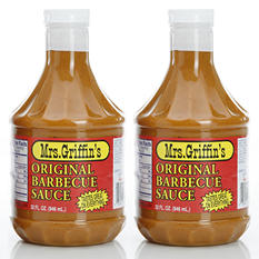 Mrs. Griffin's Original BBQ Sauce - 32 oz. - 2 pk.