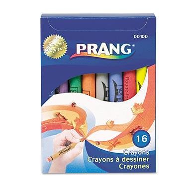 Dixon Wax Crayons