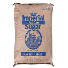 Imperial Extra Fine Granulated Sugar - 25 lbs.