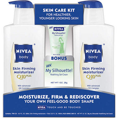 Nivea® Body Skin Care Kit