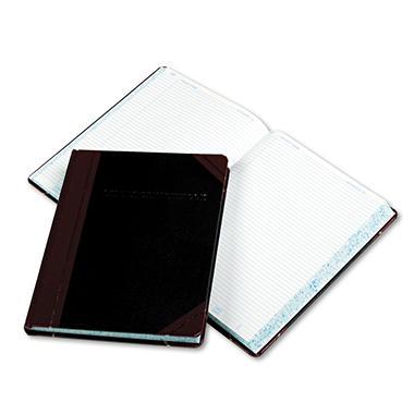 Boorum & Pease - Laboratory Notebook, Record Rule, 10 3/8