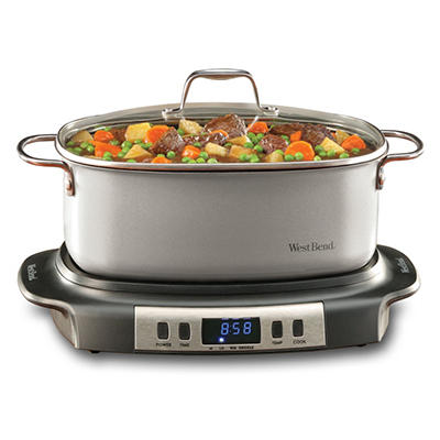 West Bend Versatility Slow-Cooker and Griddle