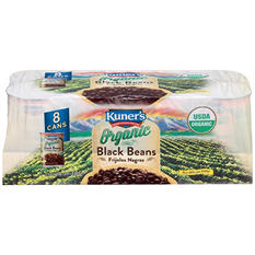 Kuner's Organic Black Beans (15 oz., 8 ct.)