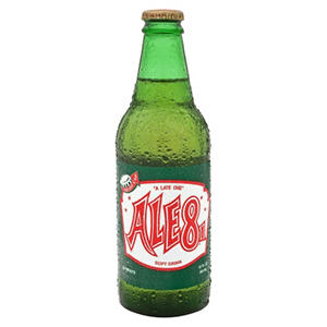 ALE 8 (12 oz. bottles, 24 pk.)