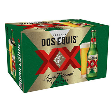DOS EQUIS 24 / 12 OZ BOTTLES